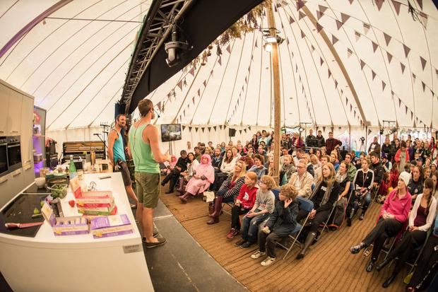 The Happy Pear will once again join Electric Picnic's 'Theatre of Food' line-up.
