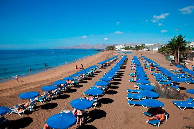 Lanzarote. Canary. Spain. (Photo by: Marka/UIG via Getty Images)