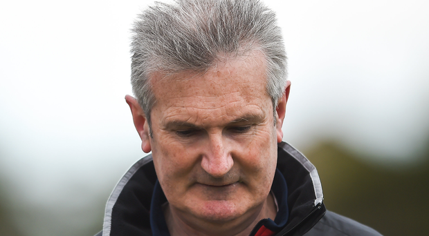 Cork manager Kieran Kingston. Photo: Eóin Noonan/Sportsfile