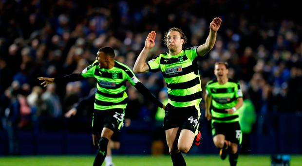 Huddersfield boss Wagner revels in 'fairy tale' playoff win over Sheffield Wednesday