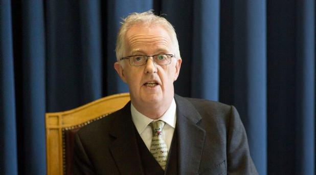 Mr Justice Peter Charleton has expressed disappointment. Picture: Colin O'Riordan