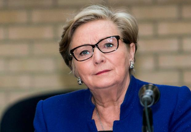 Justice Minister Frances Fitzgerald. Photo: Kyran O'Brien