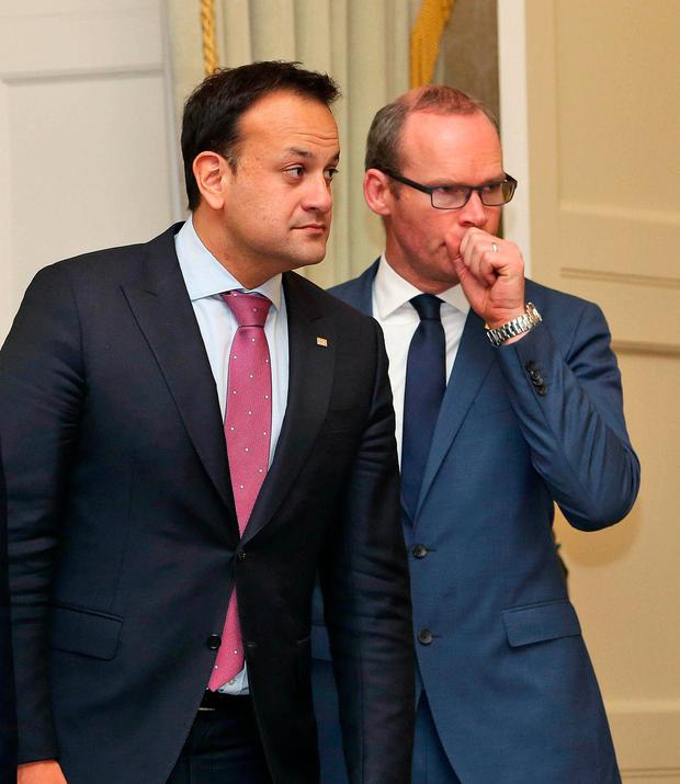 SOCIAL Protection Minister Leo Varadkar is the favourite with the bookies to succeed Enda Kenny, though he is in a close race with Cabinet colleague Simon Coveney. Mr Varadkar (left) was last night at odds of 4/9 with Paddy Power Betfair, while Mr Coveney was at 13/8. In distant third is Justice Minister Frances Fitzgerald, whose odds were at 22/1 last night.