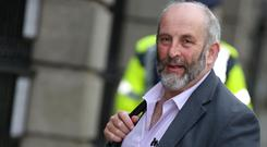 Independent Kerry TD Danny Healy-Rae is a publican