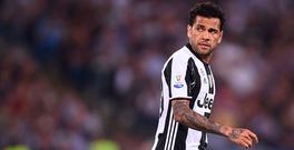 Dani Alves. Photo: Filippo Monteforte/AFP