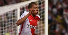 Kylian Mbappe. Photo: Jean-Pierre Amet/Reuters