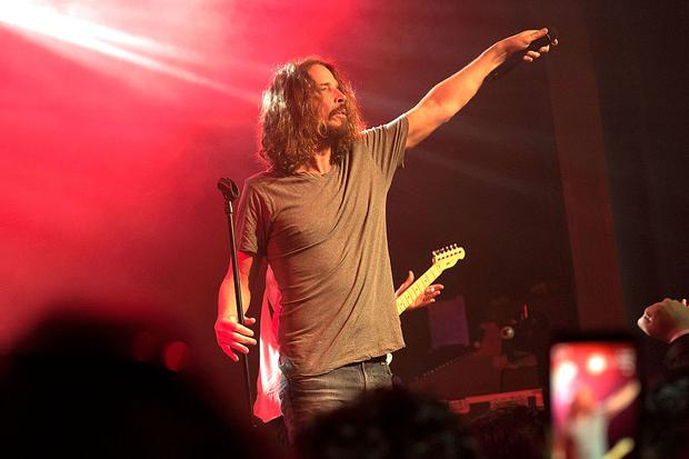 Chris Cornell dead at age 52