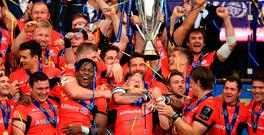 Saracens won the Champions Cup this year