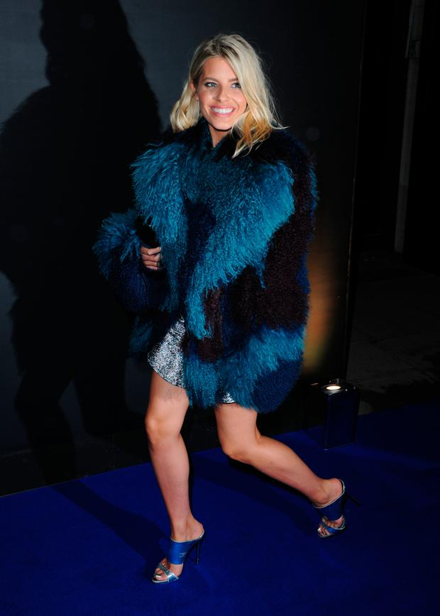 Mollie King attends the Universal Music Party for The BRIT Awards 2017 at The O2 Arena on February 22, 2017 in London, England. (Photo by Eamonn M. McCormack/Getty Images)