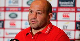 British & Irish Lions Rory Best