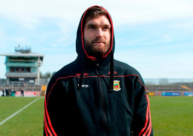 Aidan O'Shea. Photo: Oliver McVeigh/Sportsfile