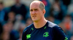 Devin Toner has been dropped for tonight's game. Photo: Piaras Ó Mídheach/Sportsfile