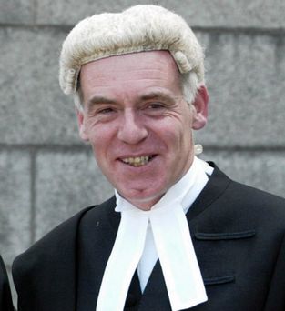 Mr Justice Patrick McCarthy Picture: Courtpix