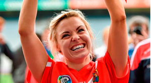Anna Geary. Photo: Paul Mohan / SPORTSFILE