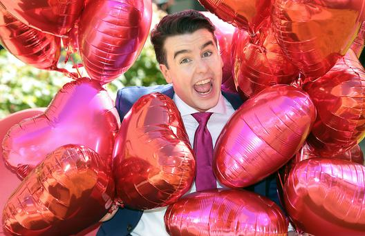 TV3 today unveiled comedy superstar Al Porter as the host of its brand new entertainment show Blind Date. Pictures :Brian McEvoy