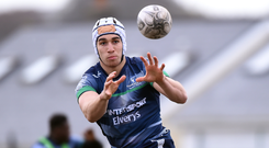1 March 2017; Ultan Dillane of Connacht during squad training at the Sportsground in Galway. Photo by Matt Browne/Sportsfile