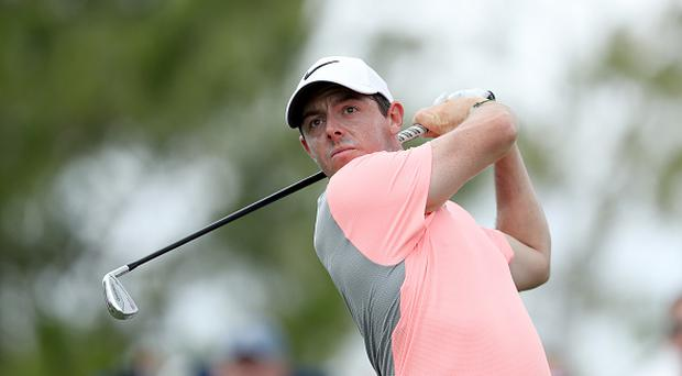 McIlroy pulls out of BMW PGA Championship with rib injury