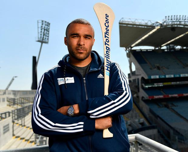 Munster and Ireland player Simon Zebo. Photo: Ramsey Cardy/Sportsfile