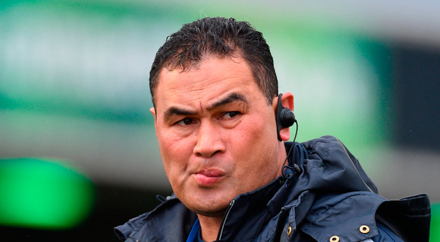 'Lam is confident his men can bounce back from demoralising defeats to Scarlets and Munster.' Photo: Sportsfile