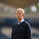 Leinster head coach Leo Cullen