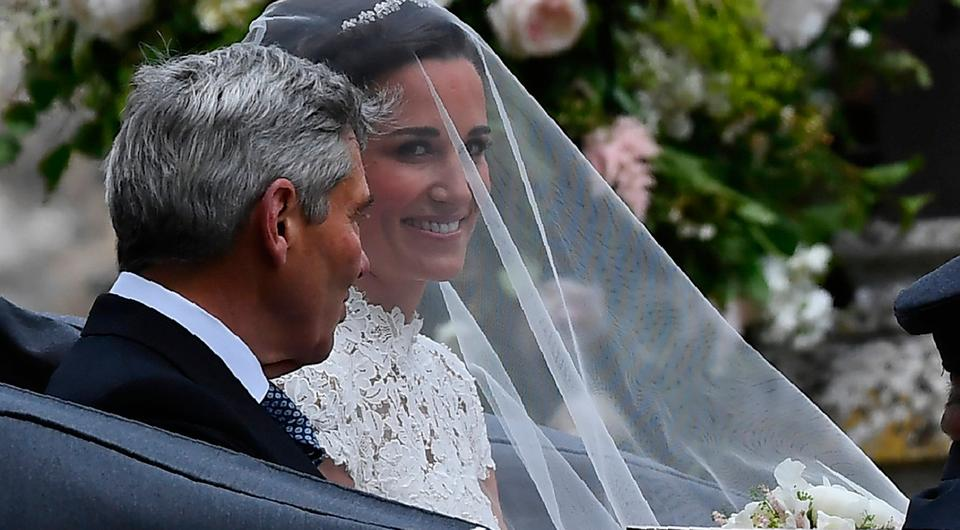 Pippa Middleton Likened To A Dog In Best Mans Speech That Leaves