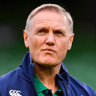 Ireland coach Joe Schmidt will take his side to the USA and Japan for a tour in a few weeks. Photo: Sportsfile
