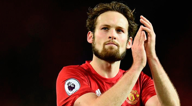 Daley Blind insists he'll have no split loyalties against boyhood club Ajax in the Europa League Final. Photo: Getty images