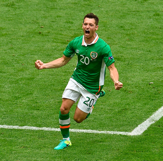 Martin O'Neill on Wes Hoolahan: 'If he never played another game for me now, he's done brilliantly for us. Wes is incredibly popular at Norwich. They don't realise he is 35 because he looks 18'. Photo: Sportsfile