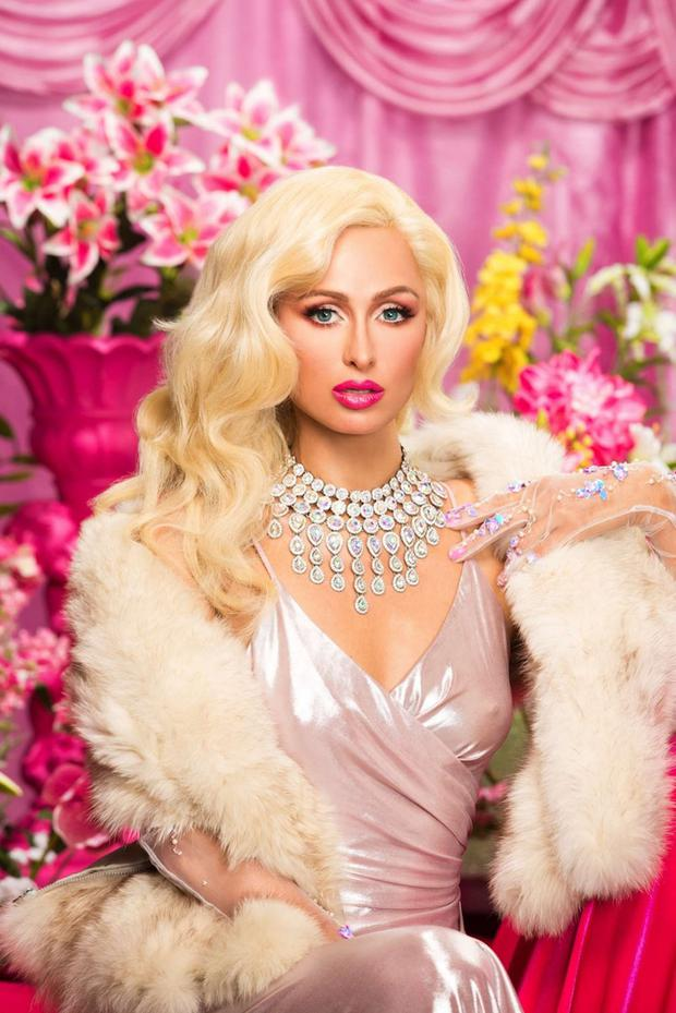 Fame: Paris Hilton was one of the first models to join Donald Trump's modelling agency in 1999.