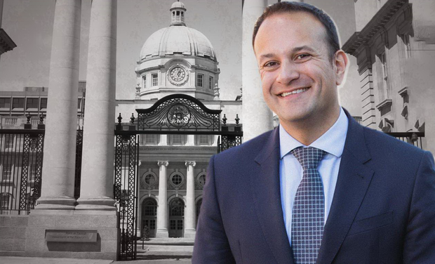 Social Protection Minister Leo Varadkar, who looks almost certain to replace Enda Kenny.