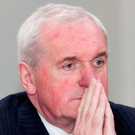 Bertie Ahern. Photo: RollingNews.ie