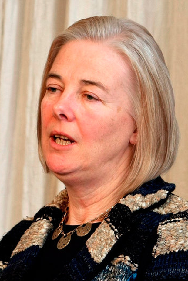 Catherine Day, former Secretary General of the European Commission. Photo: Steve Humphreys