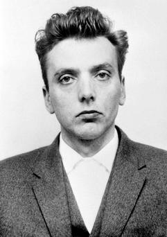 MURDERER: Ian Brady died last Monday, more than 50 years after his crimes he committed with partner Myra Hindley