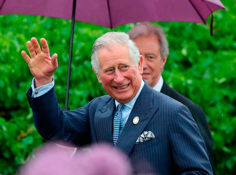The Prince of Wales. Photo: Jonathan Brady/PA Wire