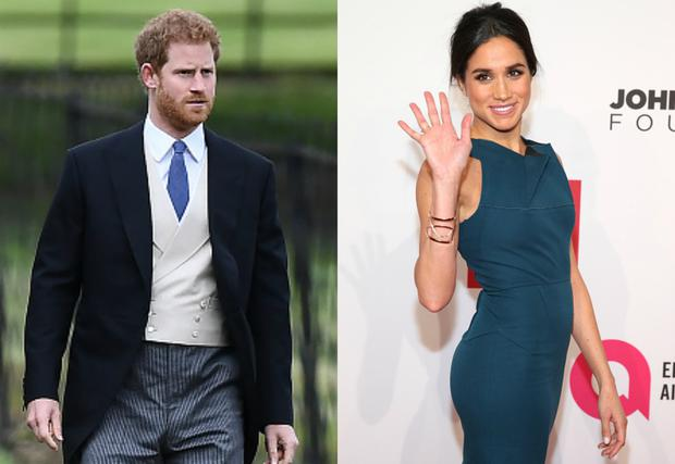 Meghan Markle Pippa Wedding.Prince Harry Makes 100 Mile Trip To Pick Up Meghan Markle