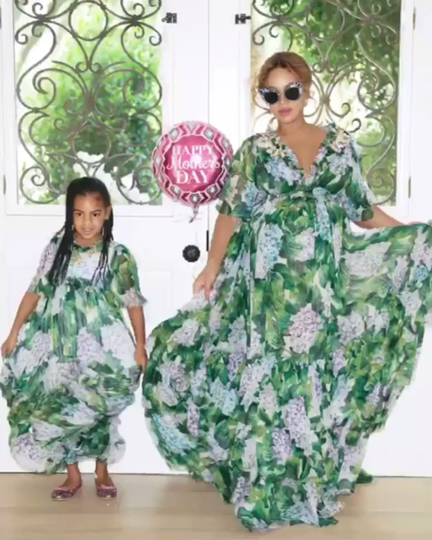 Beyonce Celebrates At Lavish African Themed Baby Shower