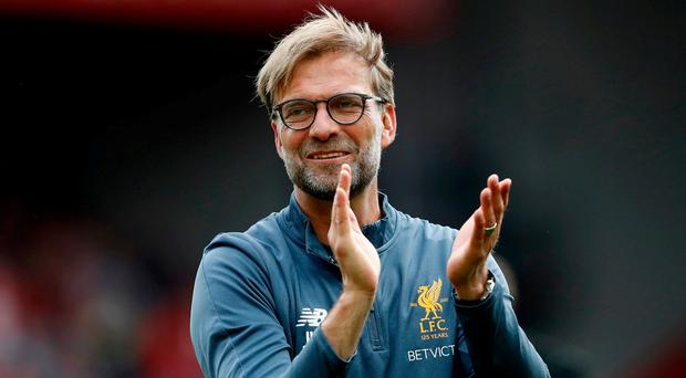 Jurgen Klopp: Liverpool are back where they belong