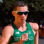 Brendan Boyce, in the 50km event, had to settle for fourth in 3:49:49. Photo by Stephen McCarthy/Sportsfile