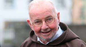 Br Kevin Crowley, director of the Capuchin Day Centre. Photo: Damien Eagers