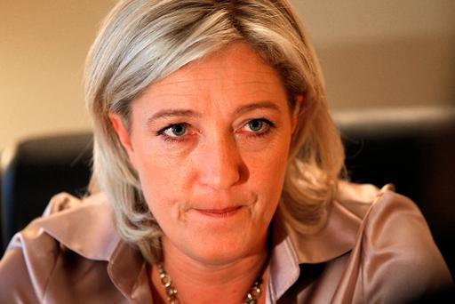 Marine Le Pen Charged over Parliamentary Funding Scandal