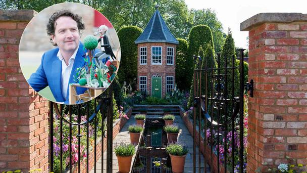 The Garden of Pure Imagination at the 2016 Chelsea Flower Show