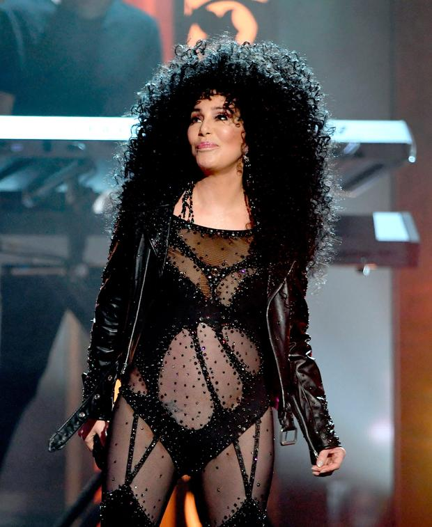 Actor/singer Cher performs onstage during the 2017 Billboard Music Awards at T-Mobile Arena on May 21, 2017 in Las Vegas, Nevada. (Photo by Ethan Miller/Getty Images)