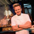 British chef Gordon Ramsay