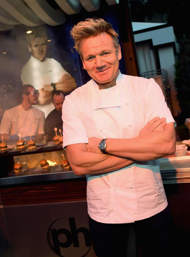 Gordon Ramsay Reveals His Three Rules For Eating Out At