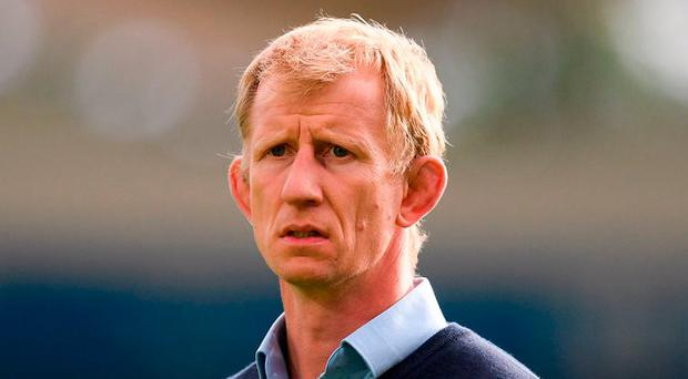 Leo Cullen knows his team will be judged on what they did on the 'big days', but his decision to bench Devin Toner was baffling. Photo: Stephen McCarthy/Sportsfile