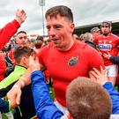 Anthony Nash leaves the field in Semple Stadium after Cork's victory over Tipperary. Photo: Brendan Moran/Sportsfile