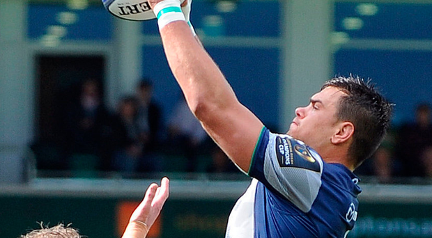 Roux's performances have earned him a place for the tour this summer. Photo: Sportsfile