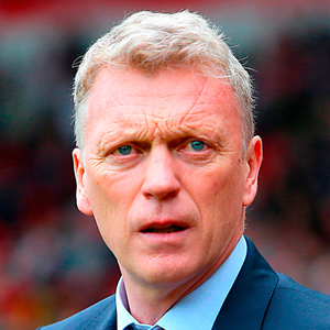 Moyes had only been in the job since last summer. Photo: PA Wire.
