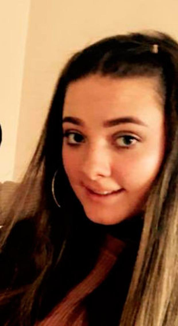 Cork teen Kiara McKelvey survived the blast at the Manchester Arena last night
