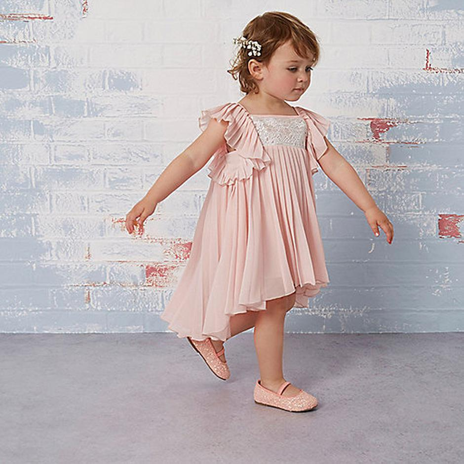 10 Adorable Flower Girl Dresses From The High Street